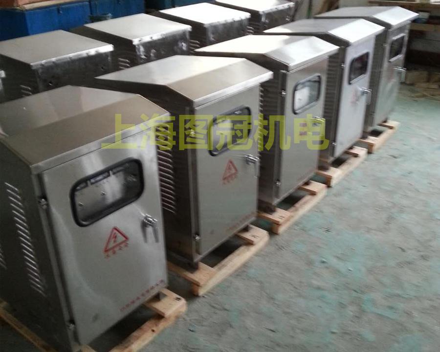 湖北辰逸化工有限公司定制不锈钢稳压器(图2)